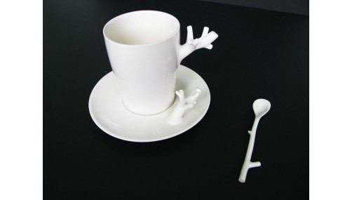 Branch Coffee Cup Set