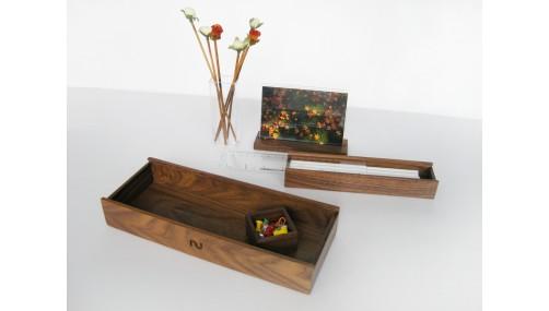 6 in1 Wood Set